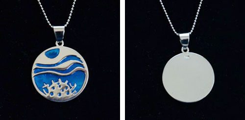 Eternal Reefs - Logo Pendants