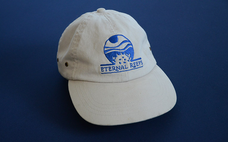 Eternal Reefs keepsake baseball hat
